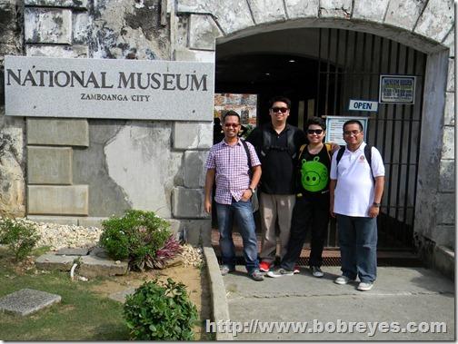 zamboanga city tourist spot