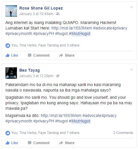 privacymonth in the Philippines Recap