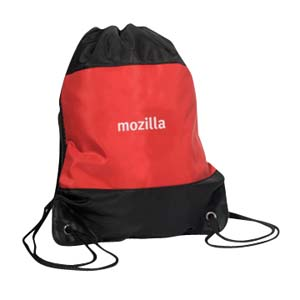 Top 3 Tagalog Localizers by end of May 2016 will get a Mozilla drawstring bag each.